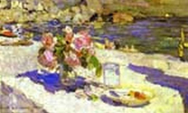 on a sea shore 1910 the russian museum st petersburg russia